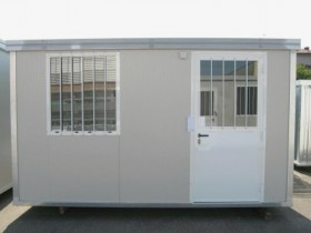 Open Space Container Modell...